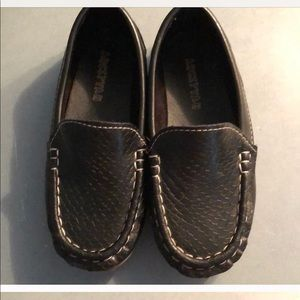 Other - Boys size 10 black loafers